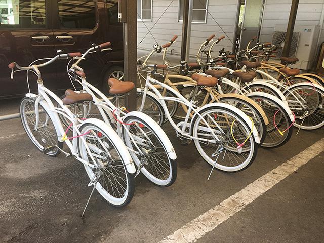 かっこいい自転車☆